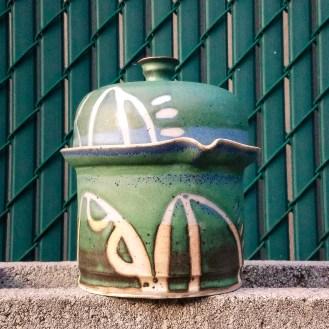 Fermentation Crock - Gas Fired Stoneware