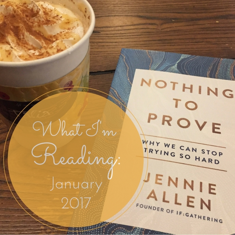 What I'm Reading: January 2017