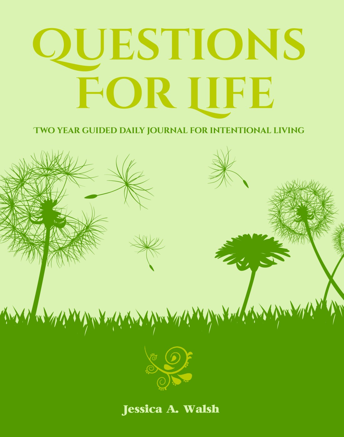 Questions For Life guided journal