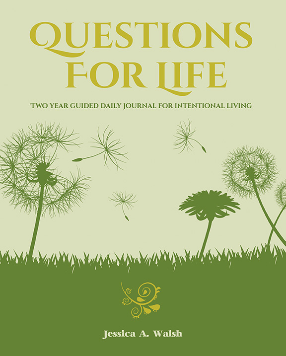 Questions For Life two year guided journal