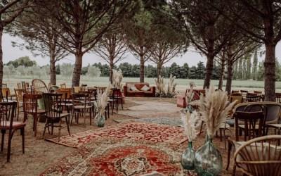 Zoom sur BigDayBazaar : La caverne d'Ali baba pour louer la décoration de votre mariage