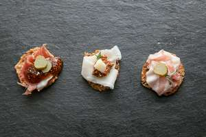 Curing Meat at Home - How to Make Lardo - Italian Salumi - Cured Meats Lardo - Jessica Brigham Blog