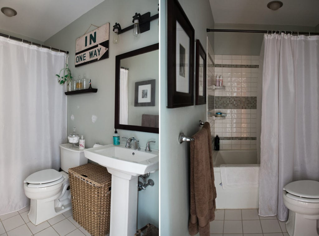 One Room Challenge - Modern Boho Bathroom - Jessica Brigham - Magazine Ready for Life For Less
