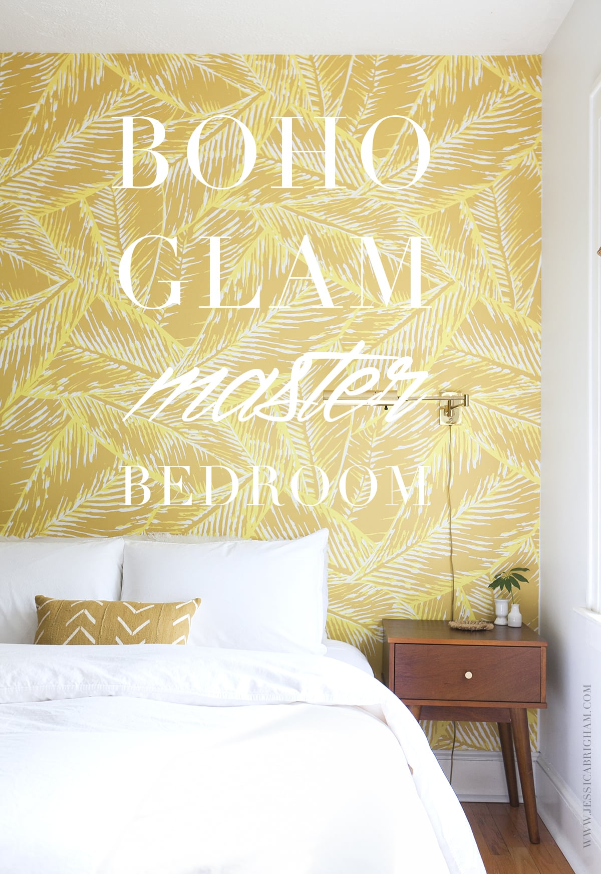 Before Amp After Boho Glam Master Bedroom Reveal 187 Jessica