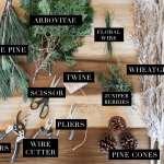 Diy Christmas How To Make Your Own Fresh Christmas Garland Jessica Brigham