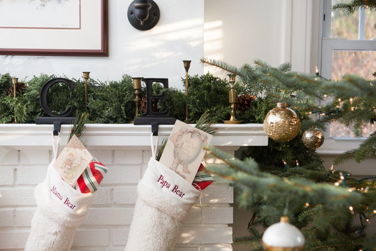 Handmade Christmas Cards DIY | Jessica Brigham Blog | Magazine Ready for Life