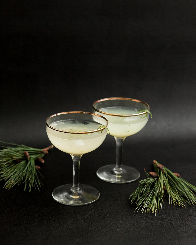 Patrón-a-tini・A Three-Ingredient Tequila Martini