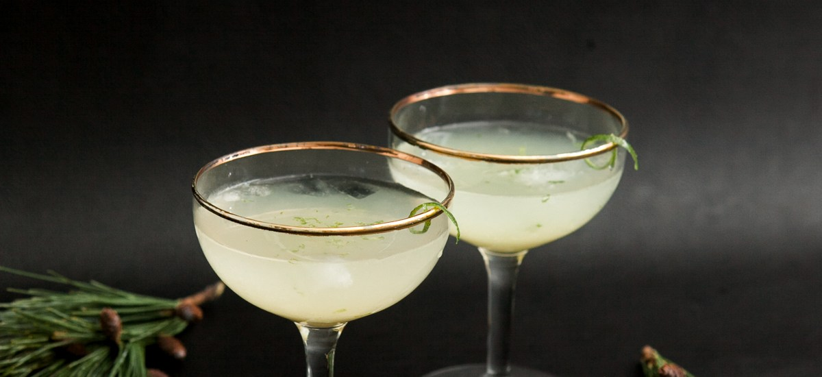 Patrón-a-tini・A Three-Ingredient Tequila Martini