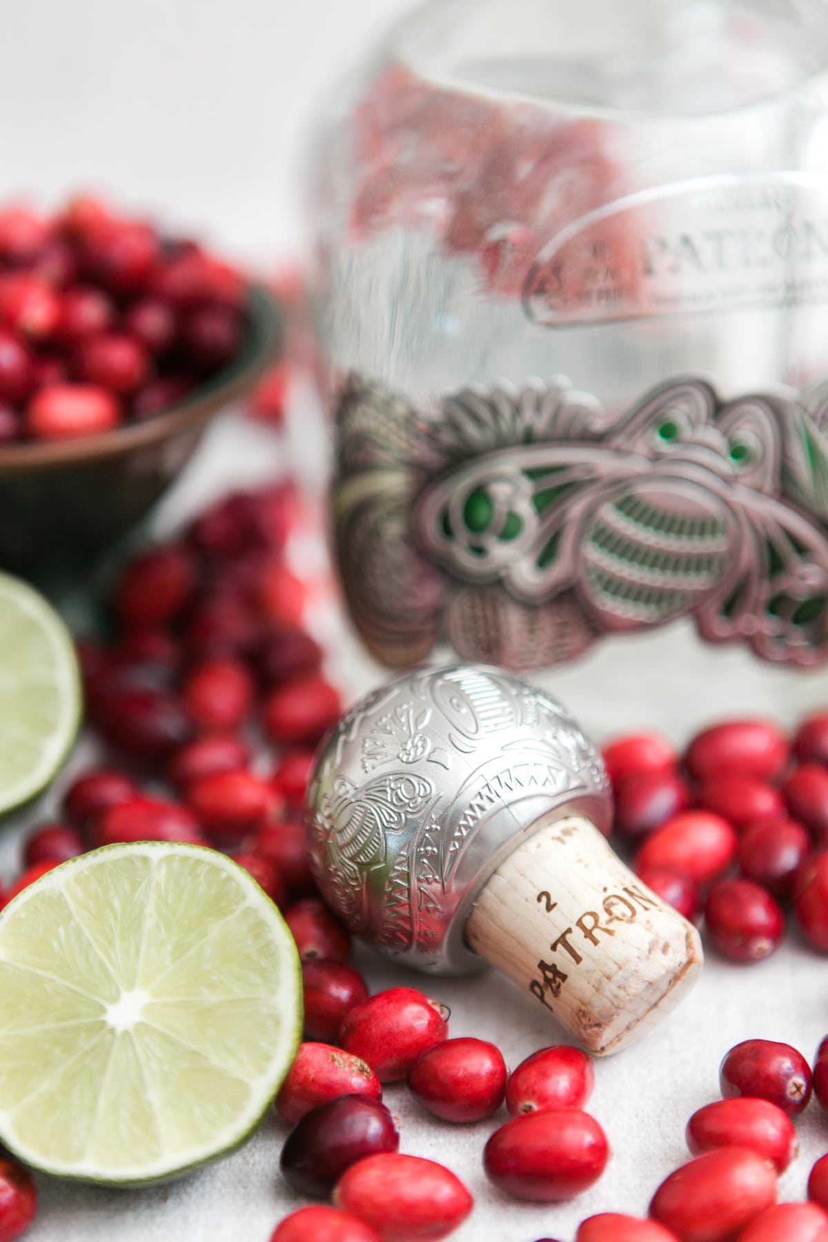 Holiday Punch with Patron | Tequila Cocktails | What to Mix With Tequila| Better Than You Think | Jessica Brigham Blog | Magazine Ready for Life