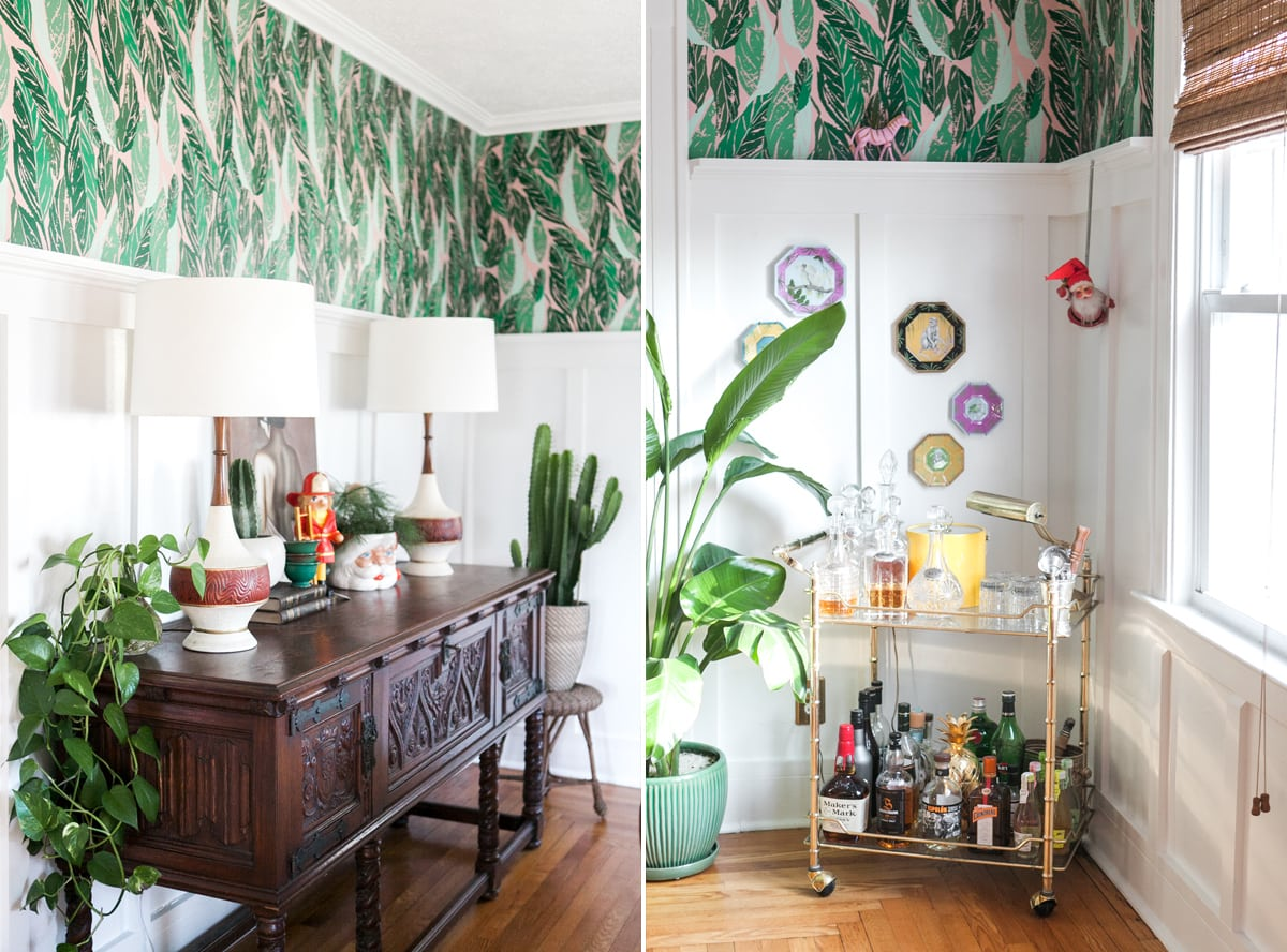 Eclectic Home Tour・Winter 2017 » Jessica Brigham