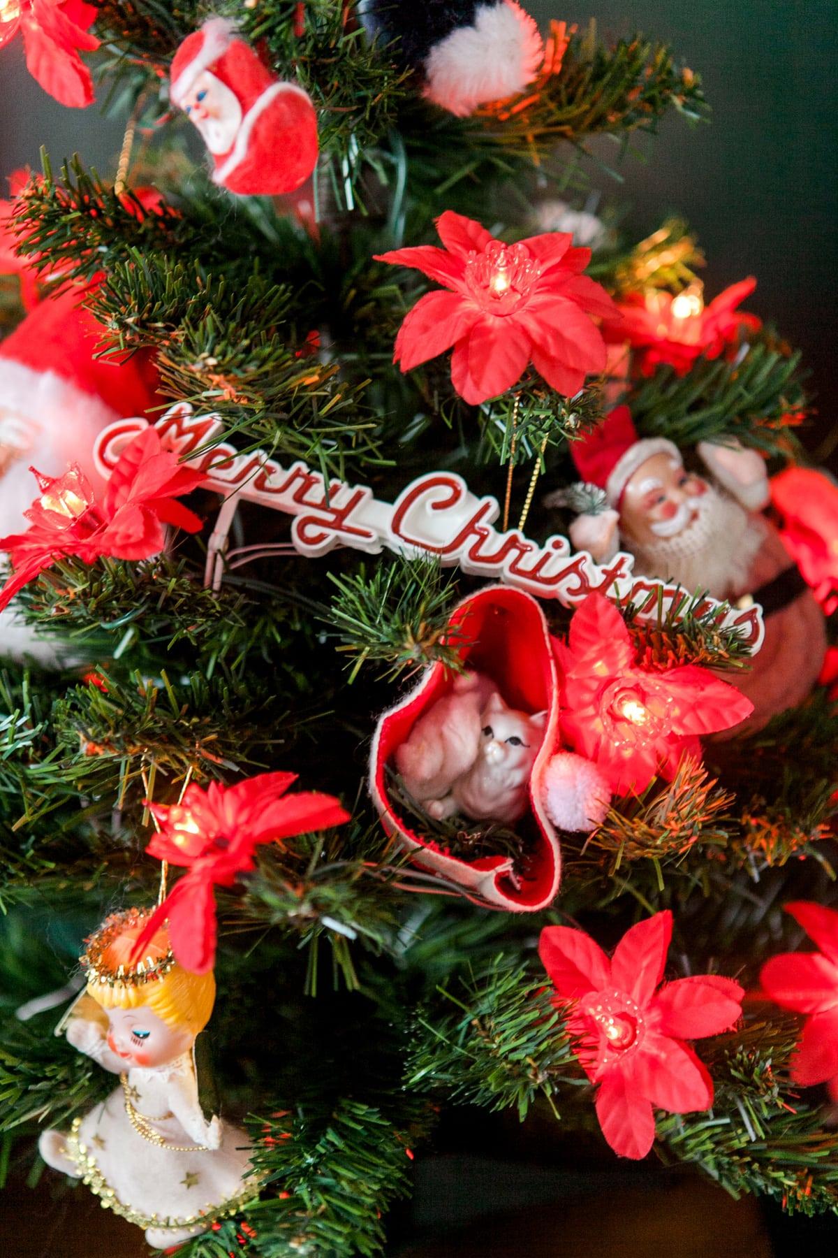 Eclectic Home Tour Winter 2017   Boho Glam Christmas Decor   Jessica Brigham Blog   Magazine Ready for Life