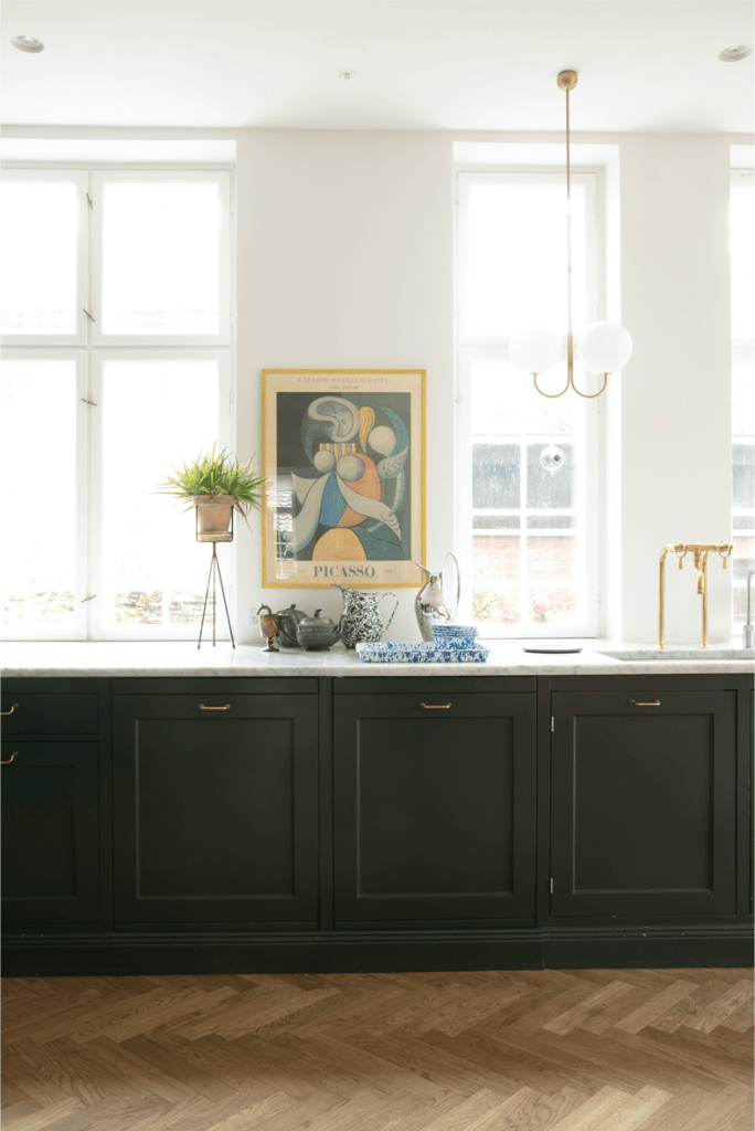 The Best Dark Green Kitchens Like Ever 187 Jessica Brigham