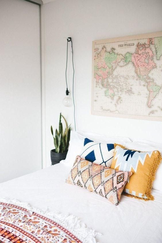 Colorful Pillow Inspiration | Jessica Brigham Magazine Ready for Life