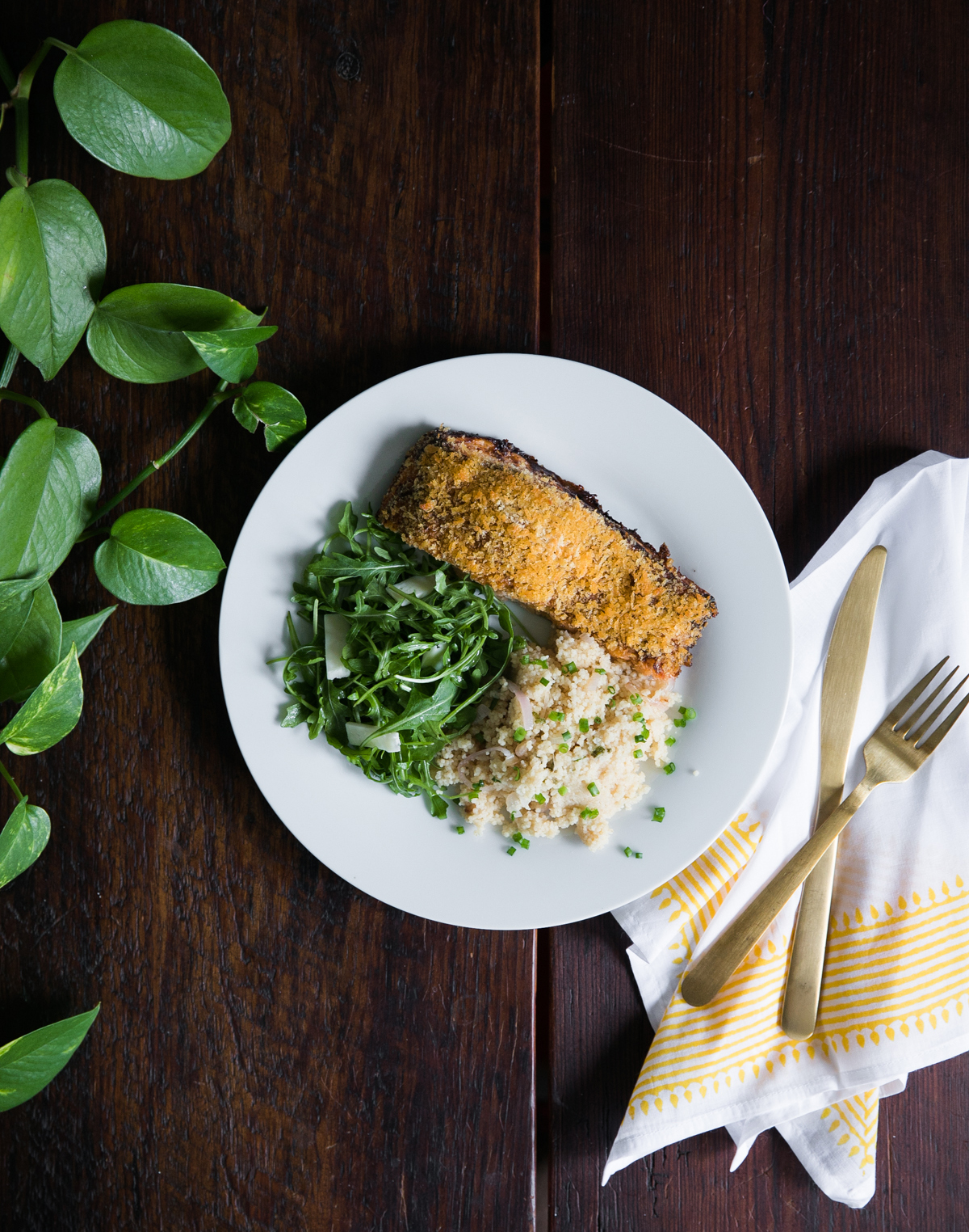 Healthy Winter Meals | Crispy Baked Salmon | Salmon Recipes | Quick Healthy Meals | Baked Salmon Recipe | Jessica Brigham | Magazine Ready for Life