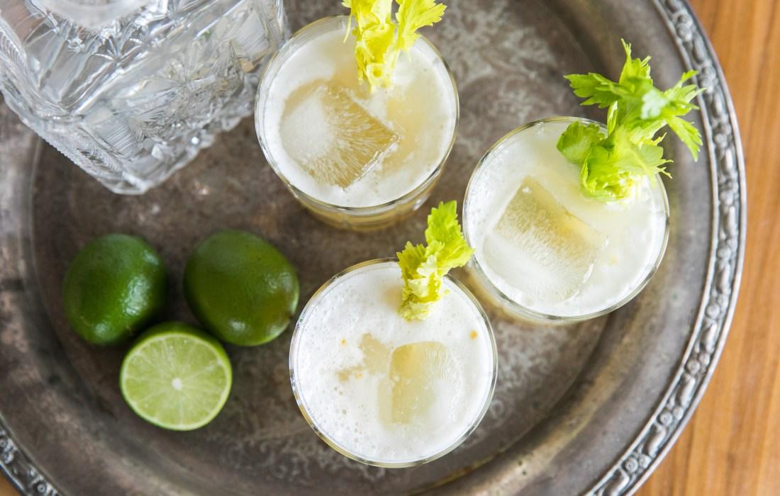 """Kombucha Cocktails: """"El Diablo"""" Spicy Tequila Gingerade"""