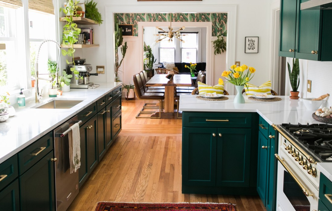KITCH SITCH* – How to Paint Kitchen Cabinets