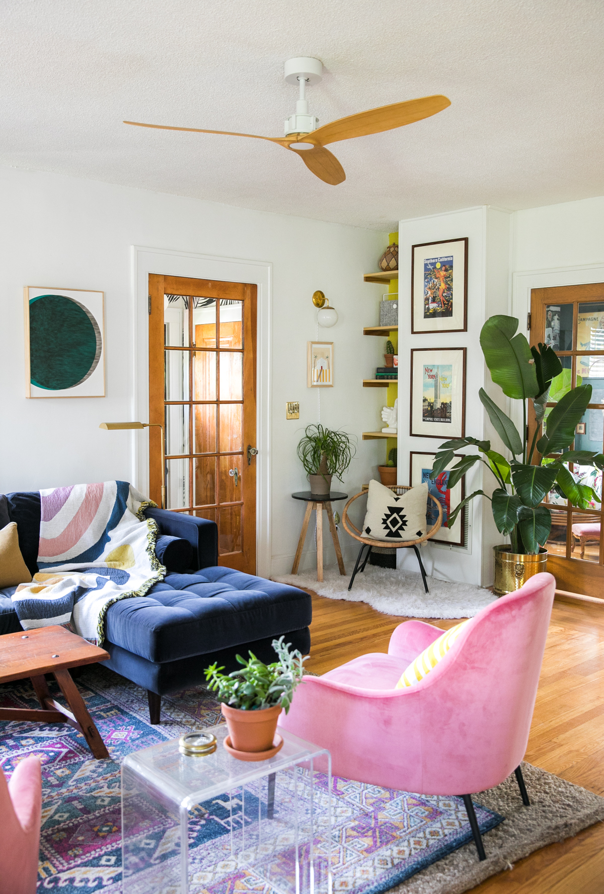 The Glamazon Home Tour | Summer 2019 | Boho Modern Eclectic Glam | Home Design | House Inspiration | Jessica Brigham | Magazine Ready for Life