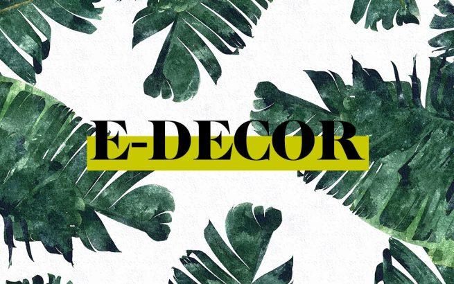 E-Decor Services | Jessica Brigham.com