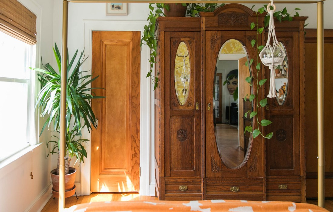 Yes You Can! How to Strip Paint From a Wood Door + Video!