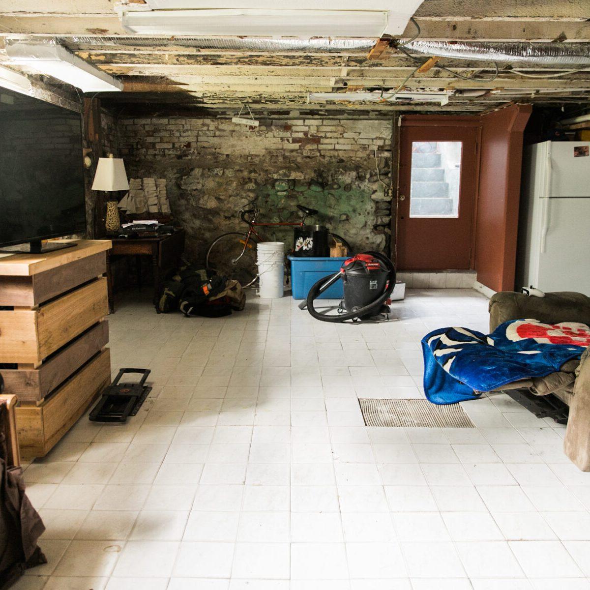 Design Board | Sophisticated + Moody Deco Lounge | Speakeasy Motif | Swanky Retreat | Basement Restoration | Basement Renovation | JessicaBrigham.com