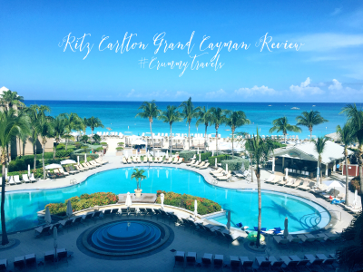 Ritz Carlton Grand Cayman Review