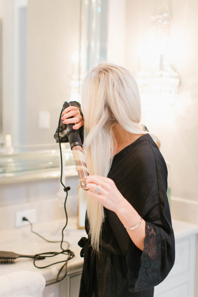 How I Curl my Hair - Jessica Crum