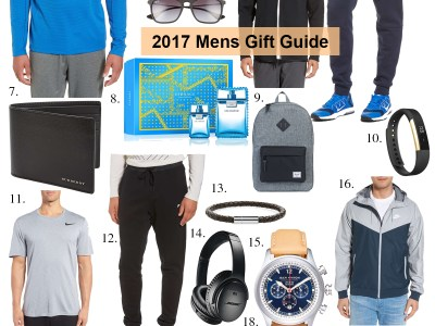 Holiday Gift Guide – For the Men