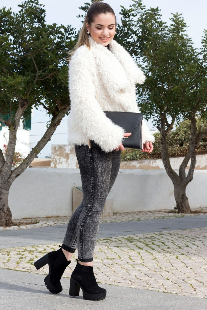 Winter outfit fblogger