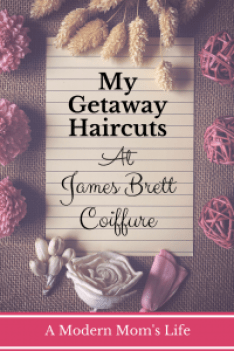 My Getaway Haircuts At James Brett Coiffure