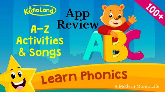 KidloLand App Review