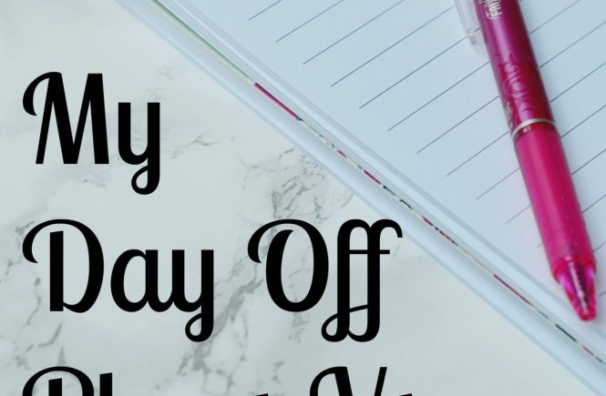My Day Off - Plans vs. Reality - A Modern Mom\'s Life