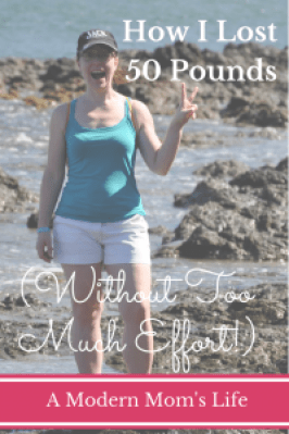 How I Lost 50 Pounds (Without Too Much Effort)