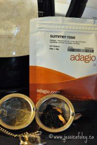 Adagio Teas: A Review