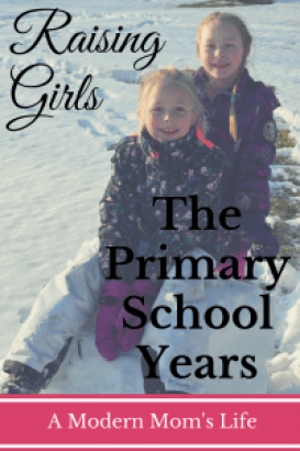Raising Girls The Primary Years