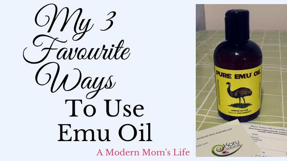 Ways To Use Emu Oil