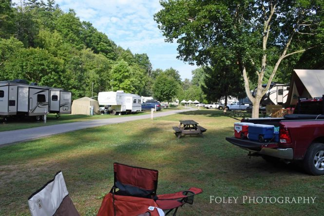 Glen Rouge Campground