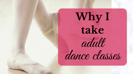 adult dance classes