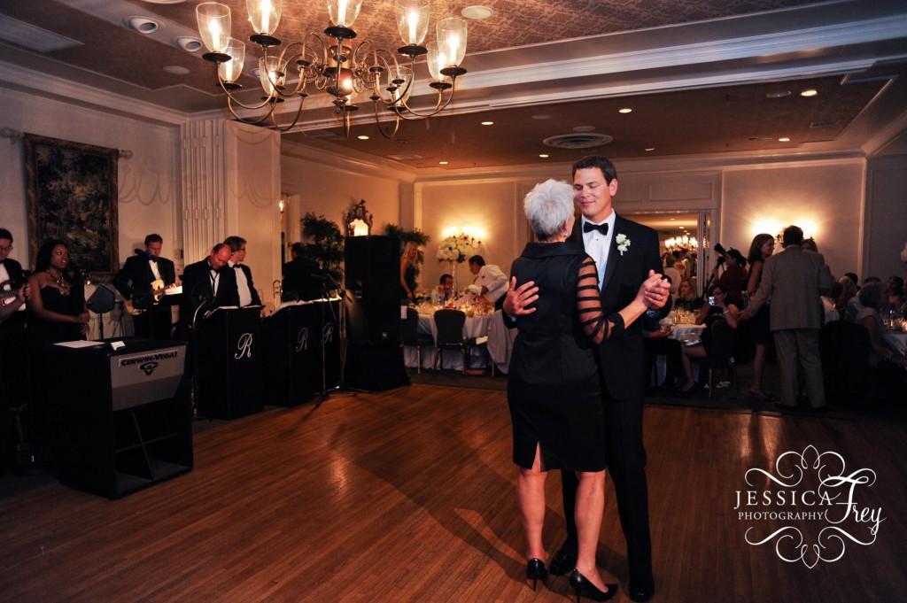 Stockdale Country Club Reception Bakersfield Wedding