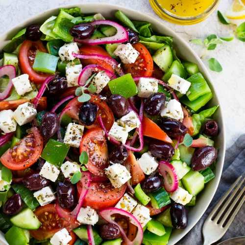 Image result for greek salad