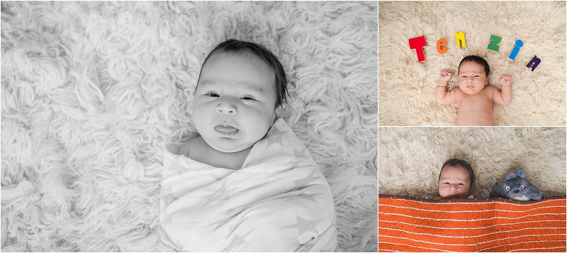 Dallas Lifestyle Newborn Session