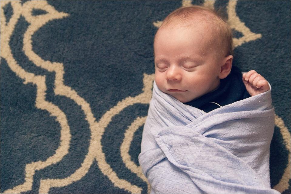 McKinney TX Newborn Photographer