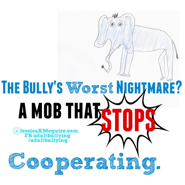 Adult Bullying Mob Mentality
