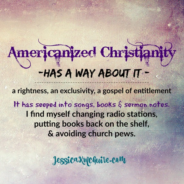 americanized christianity