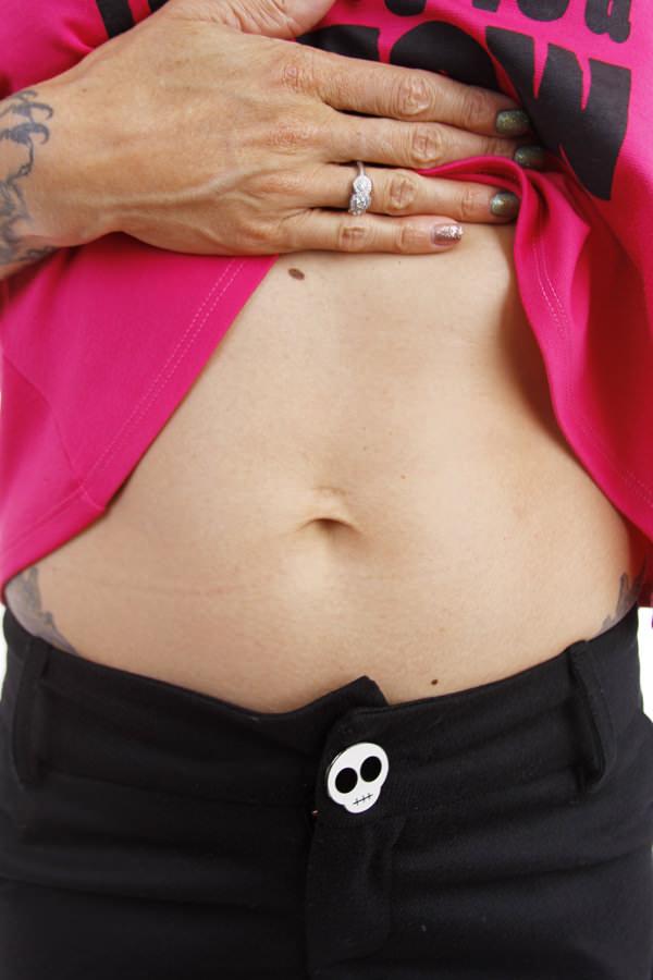 fix piercing holes