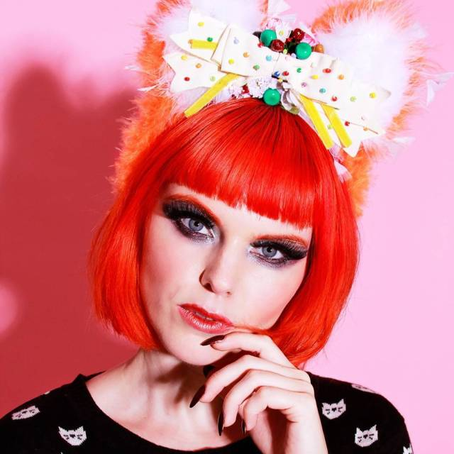 More meowloween looks from jessicalouise With wcw kenziecakes Ring andhellip