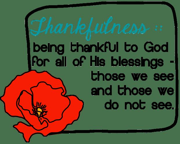 definition-of-thankfulness