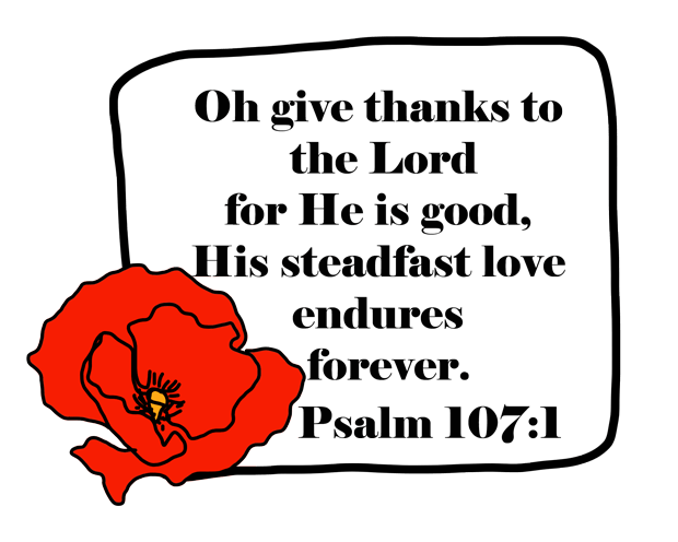 give-thanks-to-the-lord-for-he-is-good