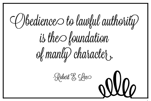robert-e-lee-obedience-quote