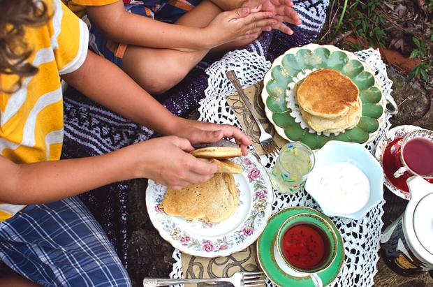 gluten-free-sour-dough-pancakes