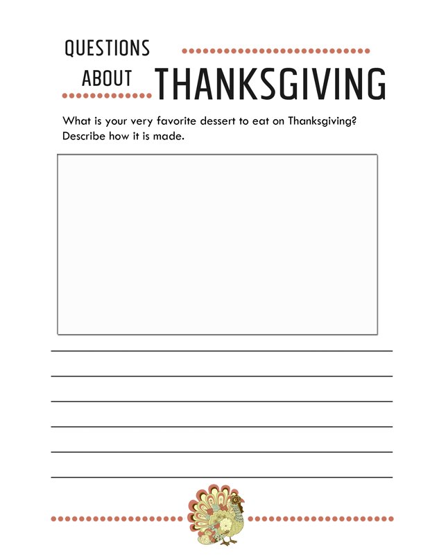 thanksgiving-worksheets-writing-prompts-3